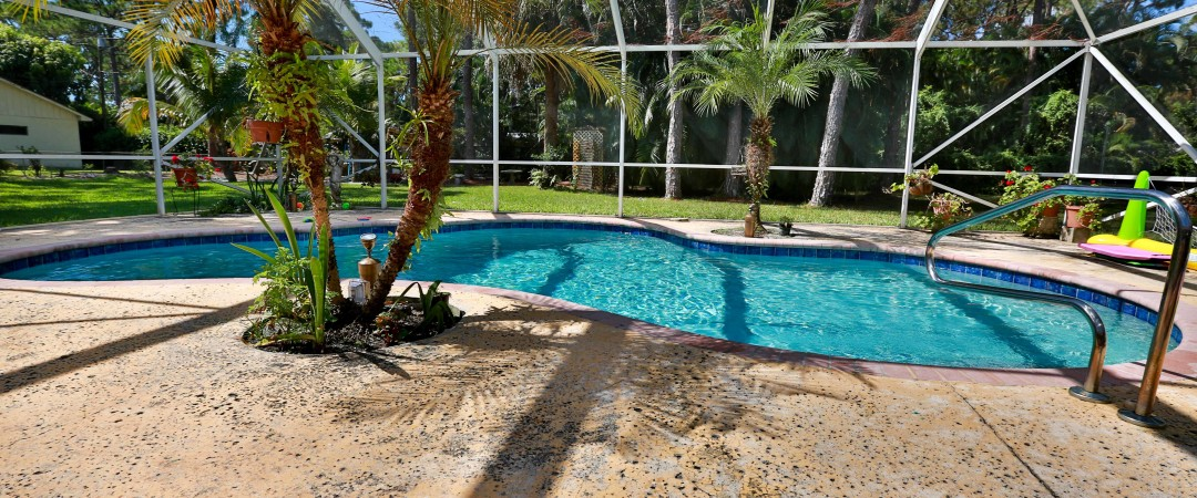 Crystal Clear Aquatics Pool Service