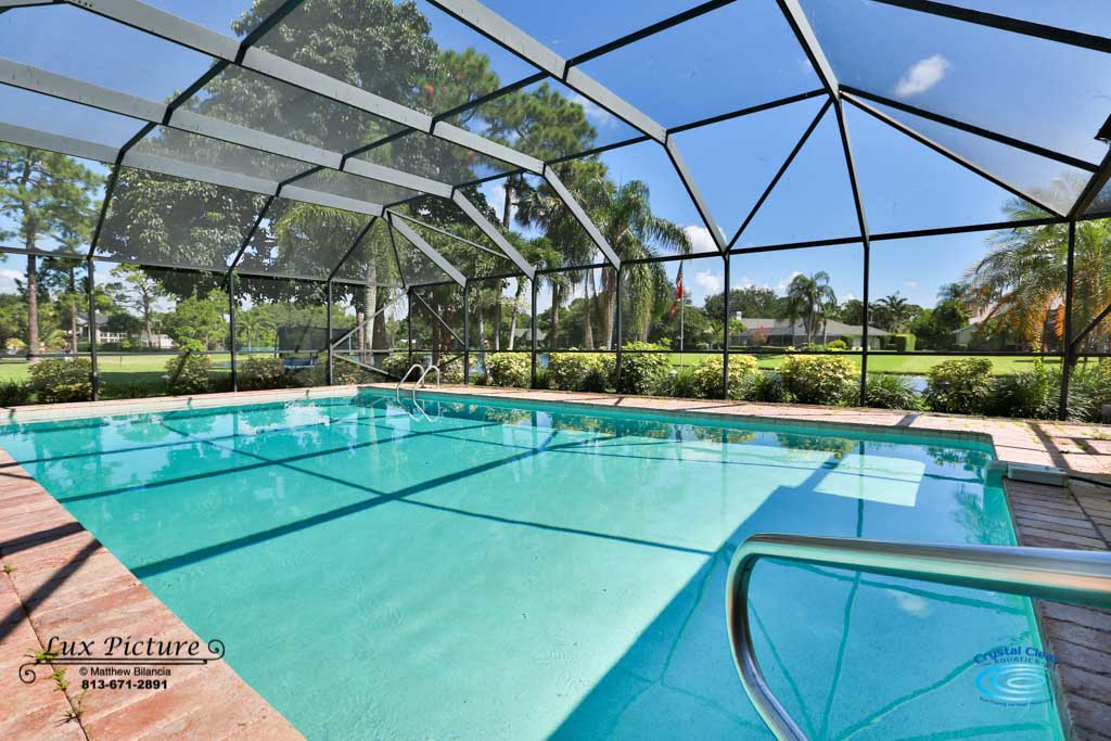 Crystal Clear Aqauitcs Pool & Spa Services