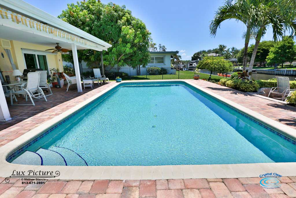 CCA - experts in salt water pool conversions in palm beach county