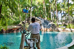 Professional pool cleaning in Wellington - lake worth pool cleaners