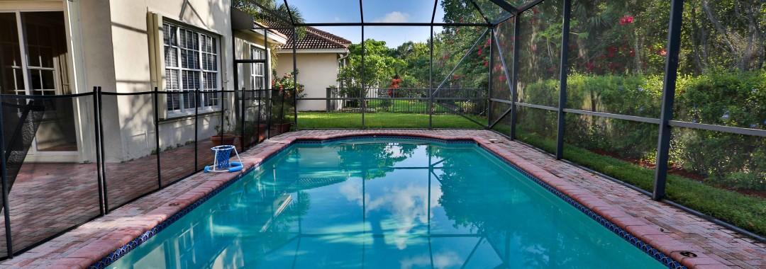 Florida pool heating season crystal clear aquatics - Crystal clear pool service ...