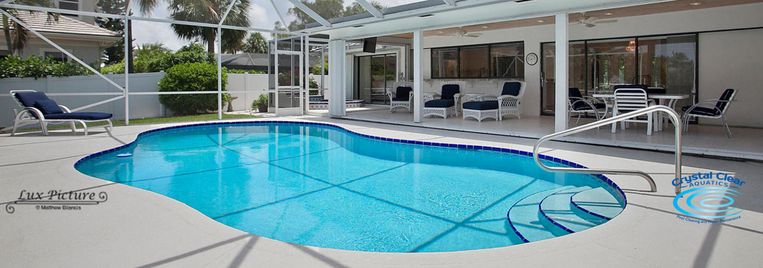Crystal Clear Pool And Spa Service